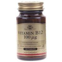 Solgar Witamina B12 100 μg - 100 tabletek