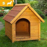 Buda dla psa spike classic, s - s: dł. x szer. x wys.: 77 x 54 x 67 cm | dostawa gratis!| tylko teraz rabat nawet 5% marki Bitiba