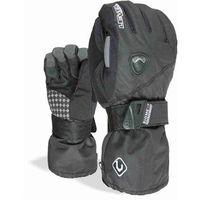 rękawice snowboardowe LEVEL - Butterfly W Black (01) rozmiar: 6,5 (XS)