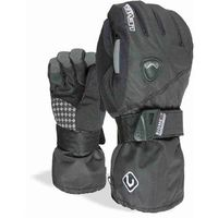 rękawice snowboardowe LEVEL - Butterfly W Black (01) rozmiar: 7 (S)