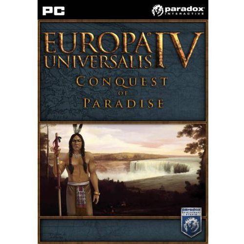 Paradox interactive Europa universalis iv conquest of paradise, esd (774138) darmowy odbiór w 21 miastach!