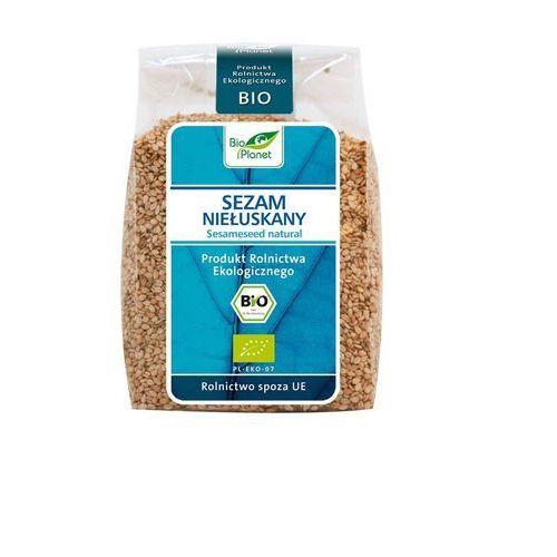 Bio planet : sezam niełuskany bio - 250 g