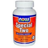 NOW Foods Special Two- Mieszanka witamin i minerałów, 180 tabl - 180 tabletek
