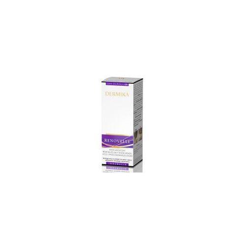 Renovelle, krem rewitalizujący pod oczy, cera dojrzała 45+, 15 ml Dermika