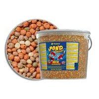 Tropical pond pellet mix size m - pokarm o niskiej zawartości fosforu 5l/550g (5900469411278)