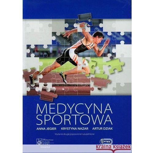 Medycyna sportowa (896 str.)