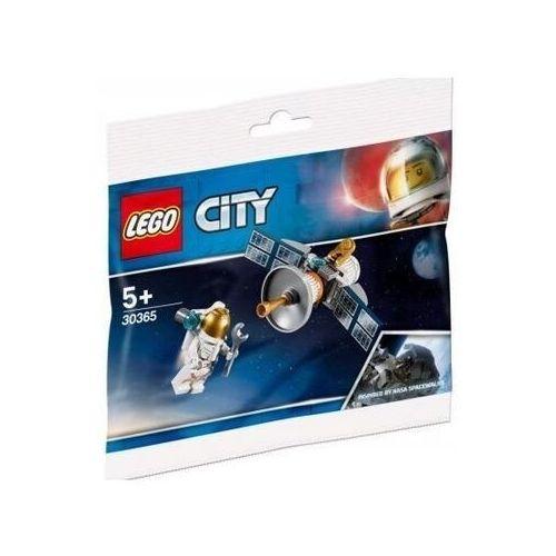 LEGO Klocki City Satelita 30365 WYGRYWAJ w loterii LEGO MASTERS!
