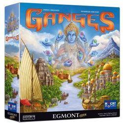 Ganges. gra planszowa marki Egmont