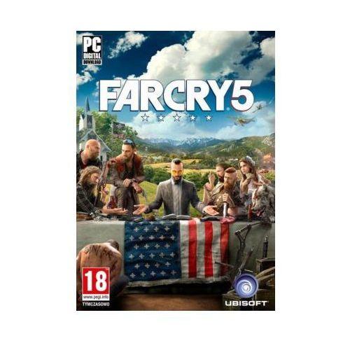 Ubisoft Gra pc far cry 5