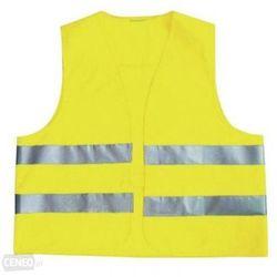 Unitec Kamizelka odblaskowa 91597 żółta