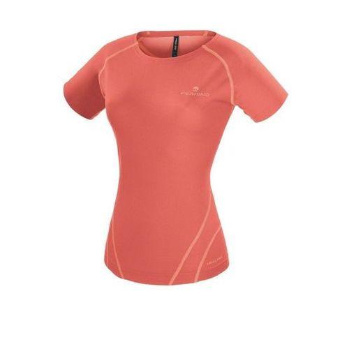 Ferrino koszulka damska orange t-shirt woman coral red s