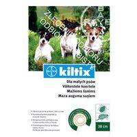 kiltix obroża mała 38cm + drontal 2 tab marki Bayer