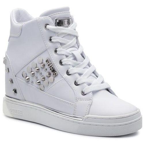 Sneakersy Brina FL7BRN FAL12 BLACKGREY, kolor czarny (Guess)