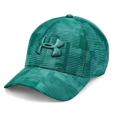 08c72cd4ec9a5b czapka men's printed blitzing 3.0 zielona - zielony marki Under armour
