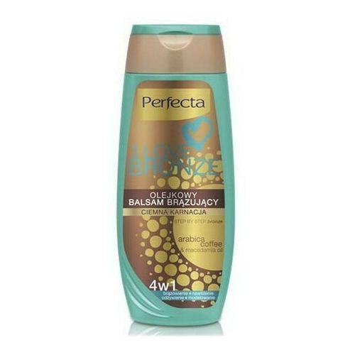 Dax Cosmetics I Love Bronze Balsam brązujący olejkowy 4w1 ciemna karnacja 250ml - Super oferta
