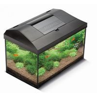 Aquael zestaw akwariowy leddy set pap-40 filtr grzałka led