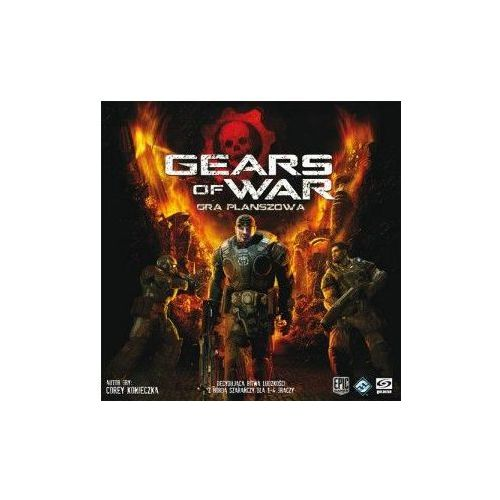 Gears of war marki Fantasy flight games