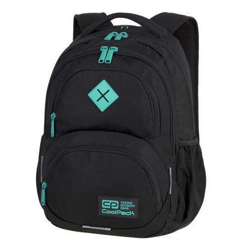 bd590e9958874 Coolpack plecak dart black mint marki Patio - zdjęcie