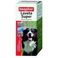 laveta super multi-vitamin preparat na sierść dla psa 50 ml marki Beaphar