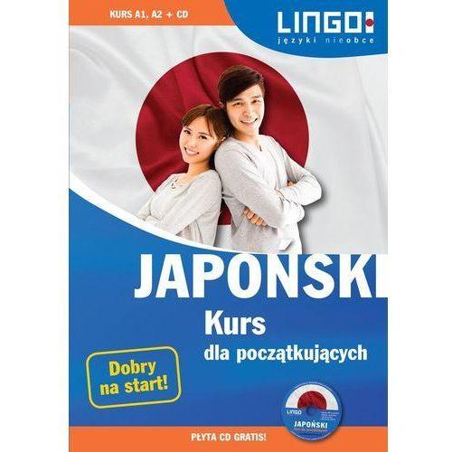Japoński Kurs Dla Początkujących Książka +Cd - Karolina Kuran (9788378925279)