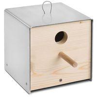 Budka dla ptaków Keilbach Twitter stalowa