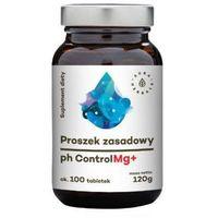 Proszek AURA HERBALS 120g Proszek zasadowy ph Control Mg+ Suplement diety w tabletkach