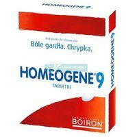 Homeogene 9 tabl. - 60 tabl. (5909990022281)
