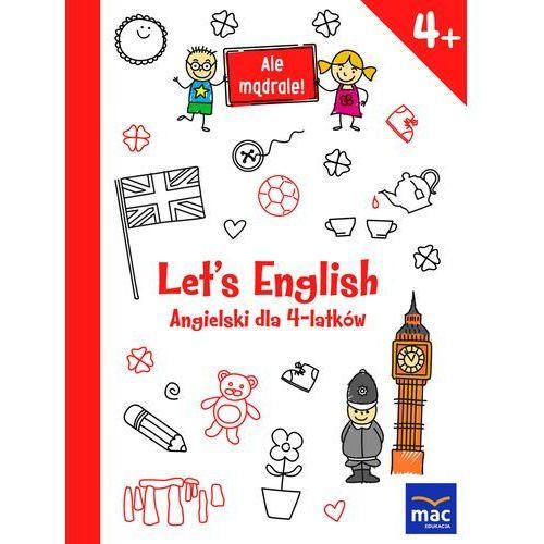 Let's English!! Angielski dla 4-latków, praca zbiorowa