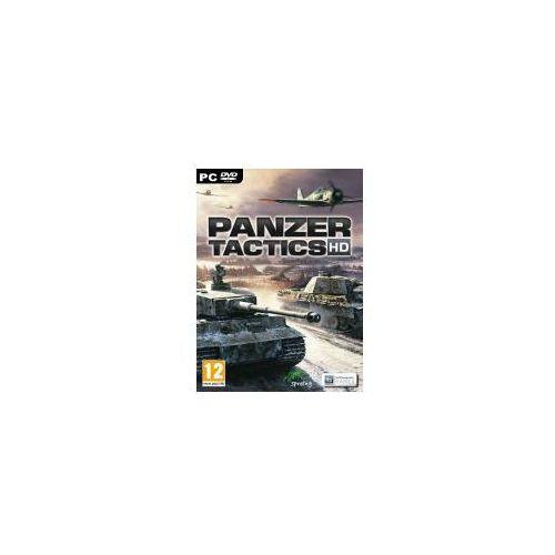 Panzer tactics hd pc (gamebook) marki Bitcomposer
