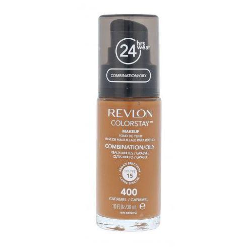 Colorstay combination oily skin spf15 podkład 30 ml dla kobiet 400 caramel Revlon - Ekstra oferta