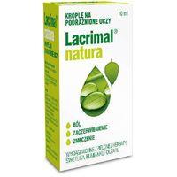 Polpharma Lacrimal natura krople 10 ml (5903060607033)