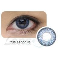 Cool Look, 2 szt. - 2-tone True Sapphire + gratis płyn