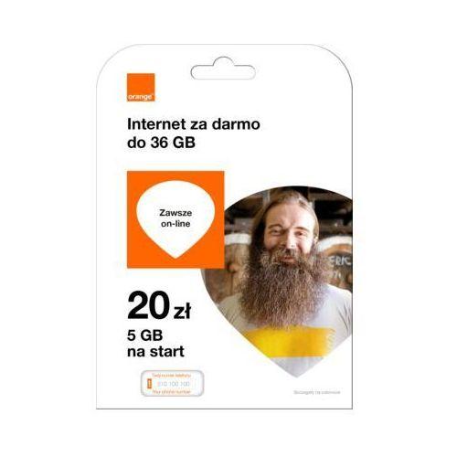 Starter ORANGE Orange Free 20 (5907484348923)