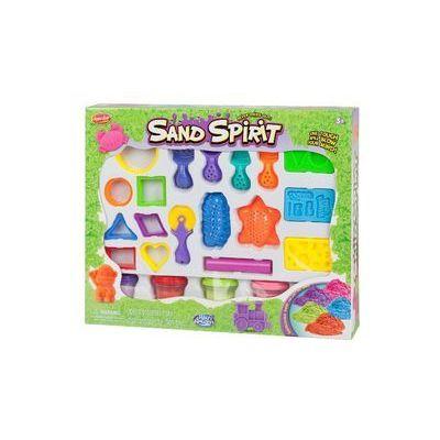 Narzędzia zabawki sand-spirit