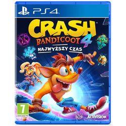 Crash Bandicoot 4 Najwyższy Czas (PS4)