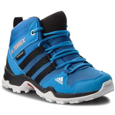 finest selection e6233 a15d9 Buty adidas - Terrex AX2R Mid Cp K AC7975 BlubeaCblackHireor eobuwie.pl