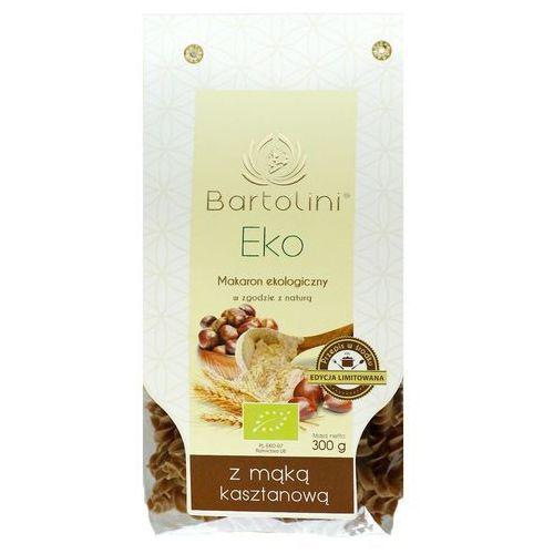 Makaron (semolinowy z mąką kasztanową) świderki bio 300 g - bartolini Bartolini (makarony) - Niesamowity upust