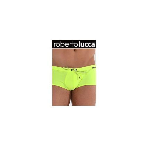 c10d322464a0ec Kąpielówki Męskie Bokserki PUSH-UP Roberto Lucca 70104 Neon, bokserki