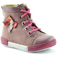 Buty zimowe dla dzieci Kornecki 04992, kolor różowy