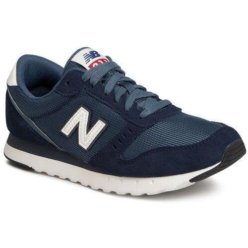 Sneakersy NEW BALANCE - ML311LN2 Granatowy
