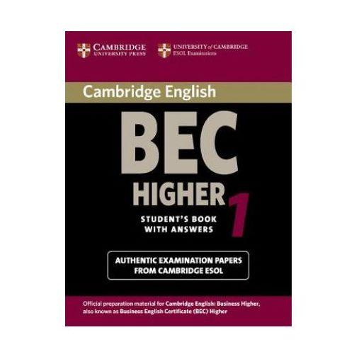 Camb BEC 1 High Book (2002)