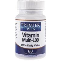 Premier Vits Vitamin Multi-100 - 60 tabletek