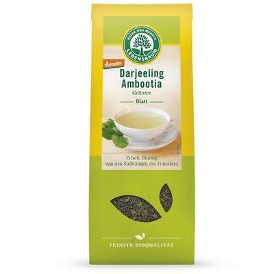 Zielona herbata Lebensbaum biogo.pl - tylko natura