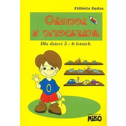 Olimpek w przedszkolu dla dzieci 5-6 letnich (56 str.)