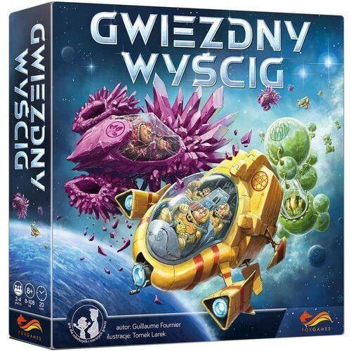 Gra Gwiezdny Wyścig - DARMOWA DOSTAWA OD 199 ZŁ!!!