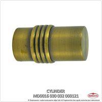 Markizeta Gral końcówka antyk /16/ cylinder md0016/030/032/000121/1 (2010100105787)