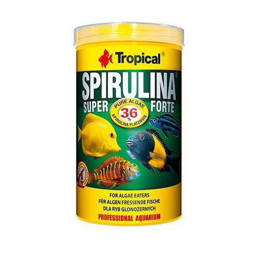 super spirulina forte 250ml - 250 marki Tropical