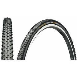 Continental Opona rowerowa cycloxking 28 (700c) - czarna zwijana