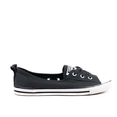 Converse - chuck taylor all star ballet lace black/white/black (black/white/black) rozmiar: 38