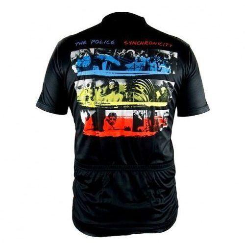 THE POLICE Synchronicity - koszulka rowerowa UNIKAT!